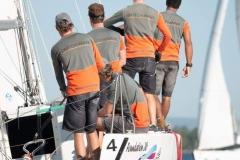 Warren Jones International Youth Match Racing Regatta